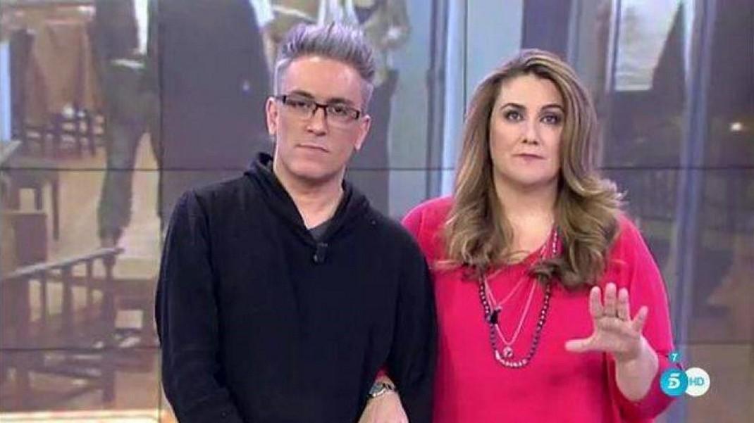 Kiko Hernández, Carlota Corredera