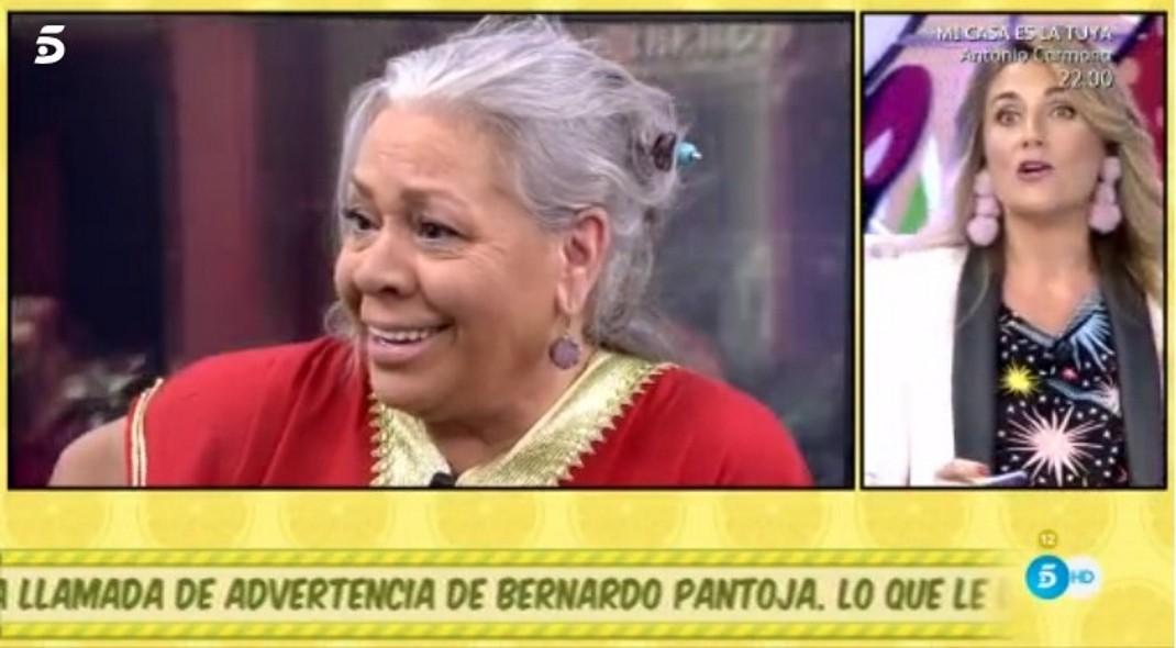 Carmen Gahona, Carlota Corredera