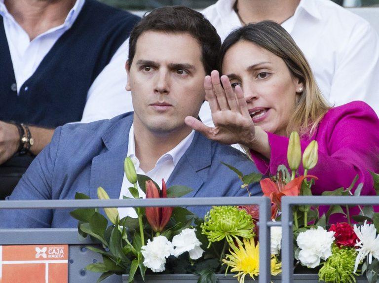 La sorprendente reacción de Beatriz Tajuelo a la bomba de Albert Rivera