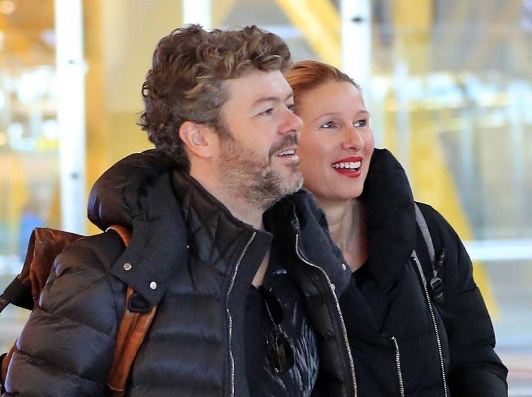 Anne Igartiburu y Pablo Heras Casado se van de viaje romántico y así lo han comenzado