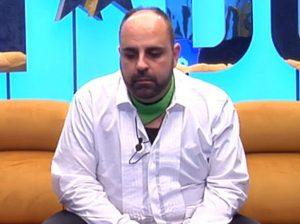 Julio Ruz, primeras declaraciones tras su expulsión: «Me da vergüenza lo que he visto»
