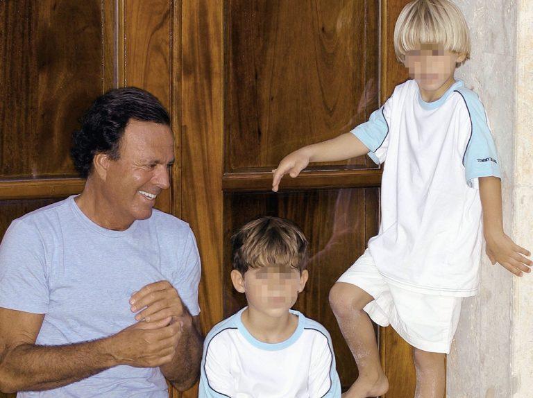 El motivo por el que los hijos de Julio Iglesias ya pueden respirar tranquilos: no se harán pruebas de ADN