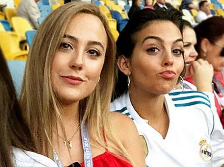 Todo lo que tienes que saber sobre Ivana, la hermana de Georgina Rodríguez