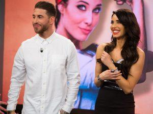 Sergio Ramos y Pilar Rubio anuncian el día y el lugar de su boda