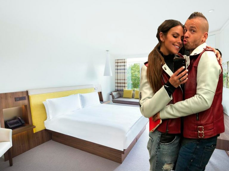 Así es el lujoso hotel donde viven Cristina Pedroche y David Muñoz en Londres
