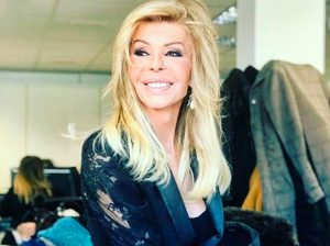 Bibiana Fernández estrena nuevo rostro y cuerpo por su 65 cumpleaños
