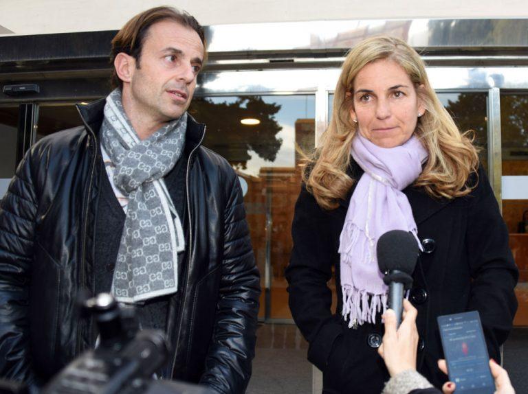 Arantxa Sánchez Vicario y su exmarido llegan por fin a un acuerdo de la custodia de sus hijos