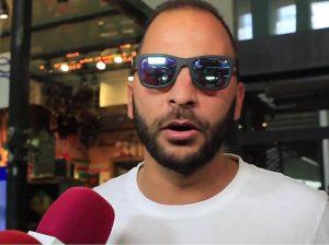Antonio Tejado habla de Ylenia y se defiende de los ataques de Candela