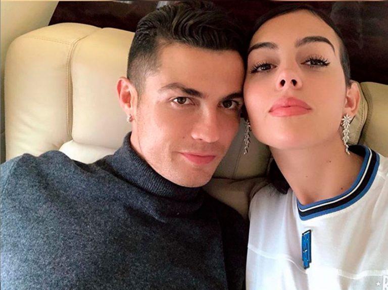 Esta es la declaración de amor más hermosa de Georgina Rodríguez a Cristiano Ronaldo