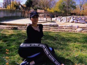 La temeridad de Georgina Rodríguez en el zoo de Madrid para hacerse un foto