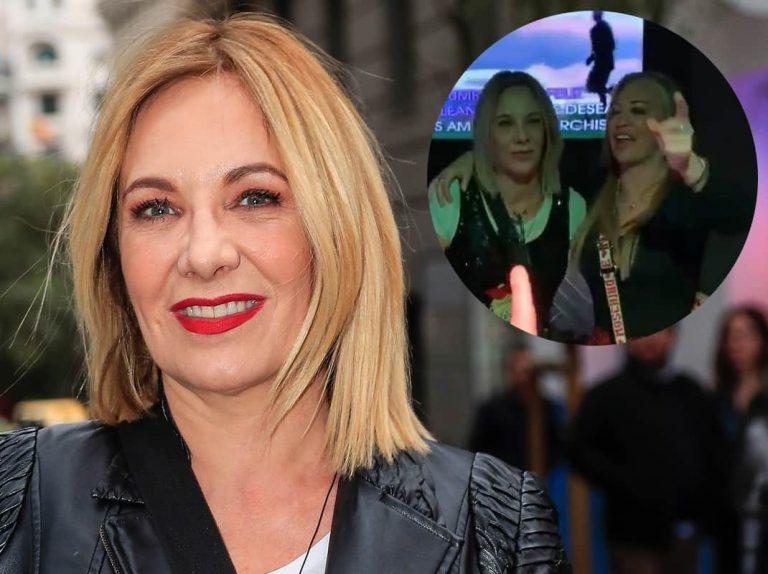 El cumpleaños de Belén Rodríguez que ha reunido a medio Telecinco