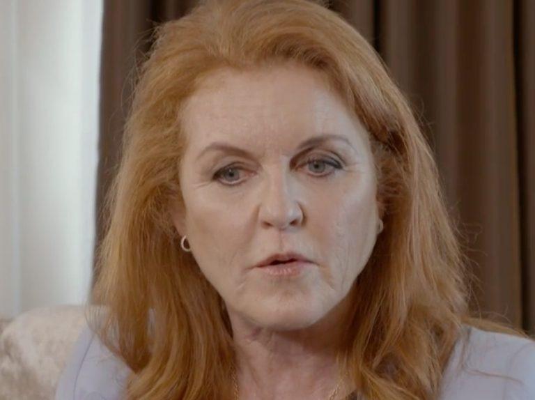 Sarah Ferguson se sincera con Emma García y reconoce que echa de menos a Lady Di