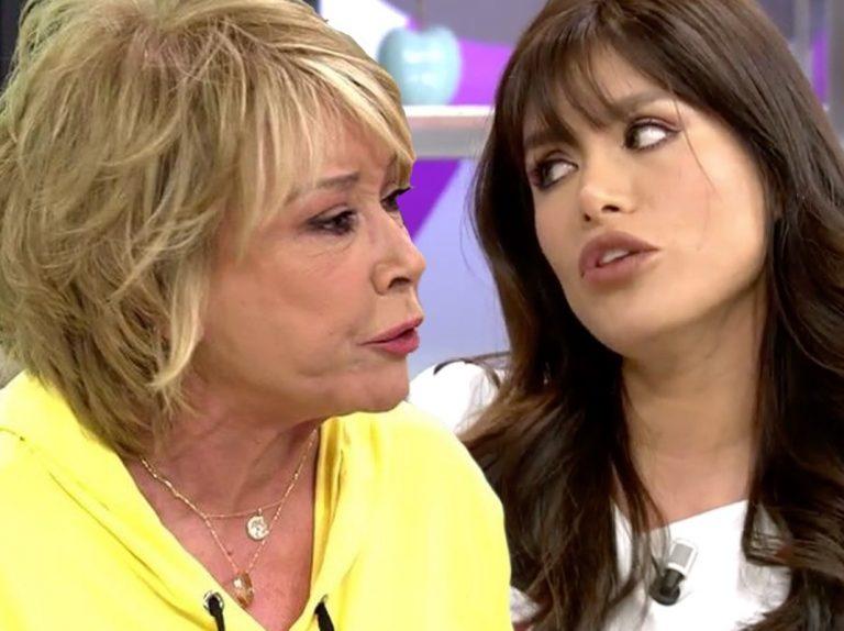 "Mila Ximénez carga contra Miriam Saavedra por su lenguaje sexista: ""Nosotras no calentamos nada»"