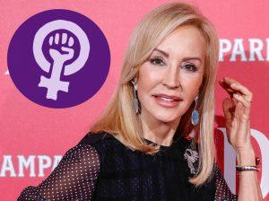 Carmen Lomana, sobre el 8M: «Lo celebraré cuando pongan el Día del Hombre»