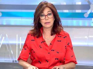 Ana Rosa Quintana manda un mensaje de apoyo a Jorge Javier Vázquez