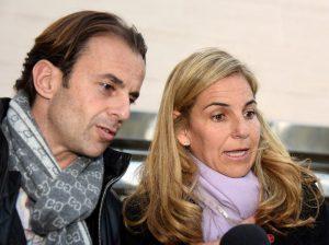 Arantxa Sánchez Vicario tendrá que pagar 720 dólares mensuales a Josep Santacana