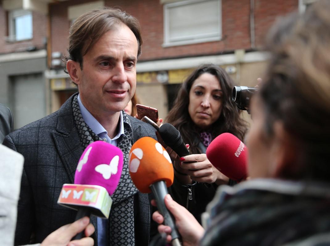 Josep Santacana juicio Arantxa Sánchez Vicario