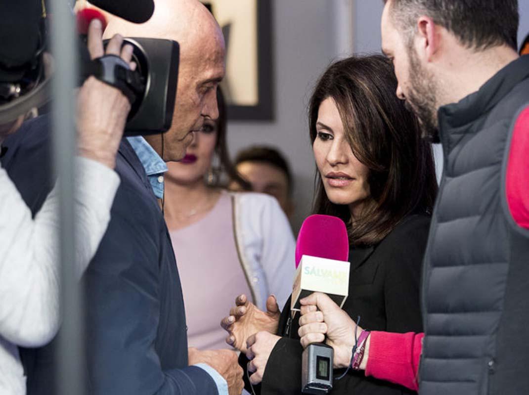 Kiko Matamoros, Cristina Pujol