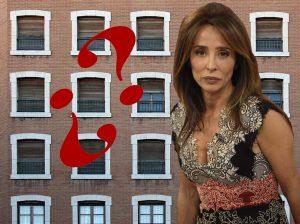 Estos son los nuevos vecinos de María Patiño en su nueva casa en Madrid