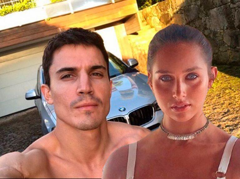 Así es la modelo británica que ha conquistado a Álex González