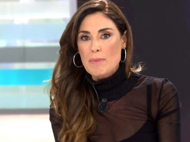 Isabel Rábago estalla en directo y contesta a Carme Chaparro