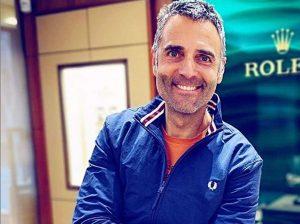 Rafa Lomana, hermano de Carmen Lomana, cabeza de lista de VOX en Albacete
