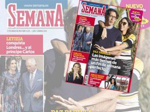 En SEMANA, las fotos del romántico fin de semana de Paz Padilla en Marbella