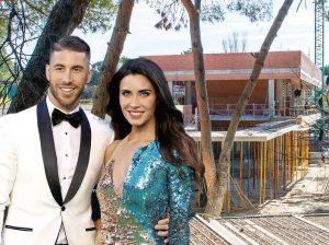 Pilar Rubio y Sergio Ramos se construyen una espectacular mansión