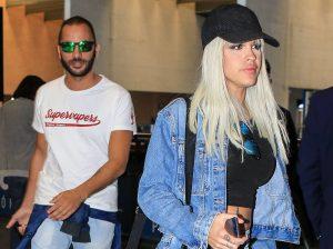Ylenia y Antonio Tejado vuelven a jugar al despiste y viajan a Sevilla juntos