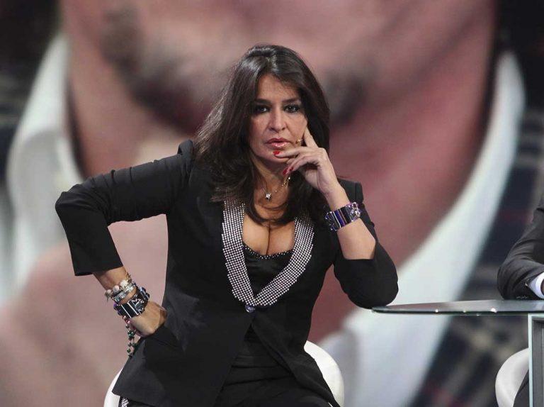 Aída Nízar, ingresada de urgencia durante su participación en un 'reality' en Chile