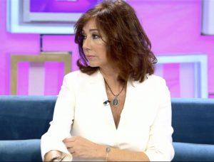 Ana Rosa Quintana no acude a su programa «por motivos personales»
