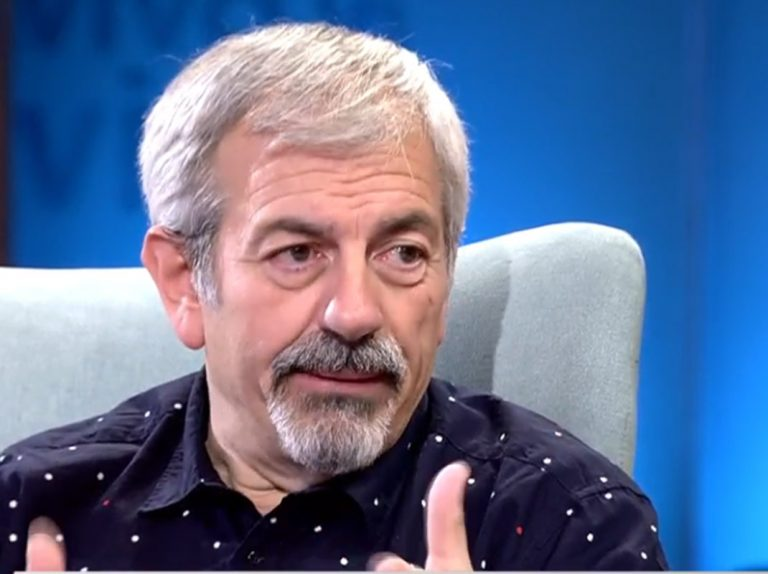 Carlos Sobera, ante su debut como presentador de 'Supervivientes': «Es una satisfacción»