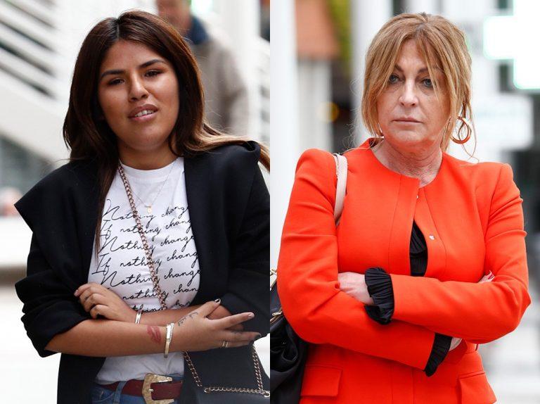 Paz Guerra, la madre de Alejandro Albalá, le gana la batalla a Chabelita en los tribunales