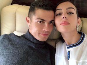 Cristiano Ronaldo y Georgina Rodríguez, separados durante sus vacaciones