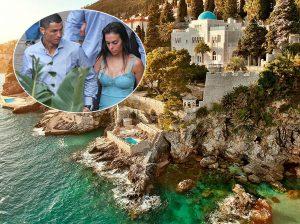 La impresionante villa de Georgina Rodríguez y Cristiano Ronaldo en Croacia a 49.000 euros la semana
