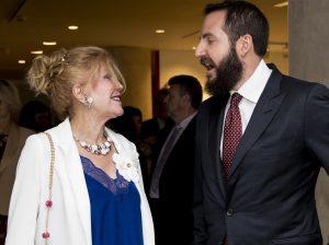 Rappel confirma la preocupación de la baronesa Thyssen por Borja Thyssen y Blanca Cuesta