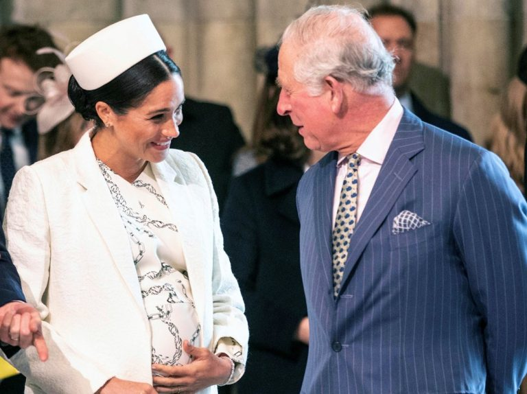 La advertencia del príncipe Carlos a Meghan Markle para evitarle escándalos