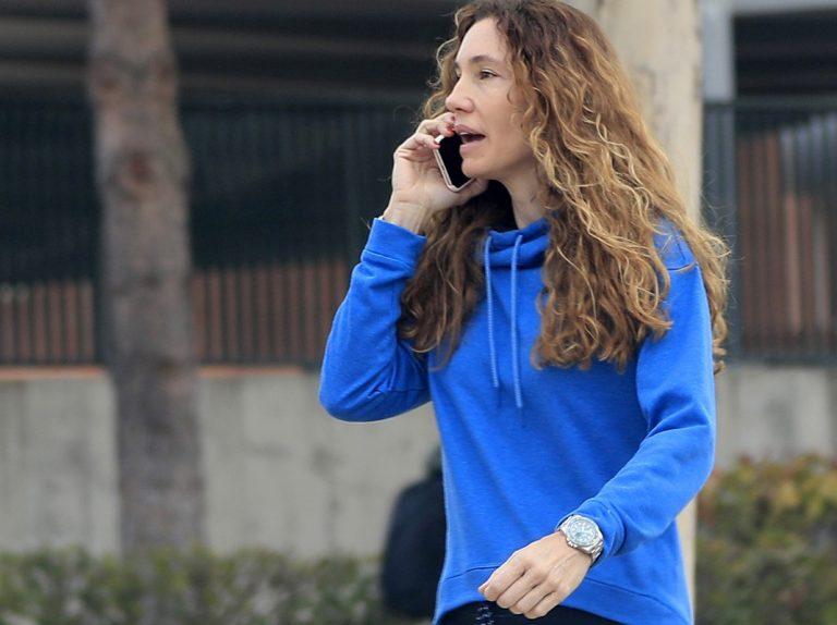 Blanca Cuesta pasea su coche de Andorra por Madrid mientras Hacienda le pisa los talones