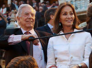 La tarde más cómplice de Isabel Preysler y Mario Vargas Llosa