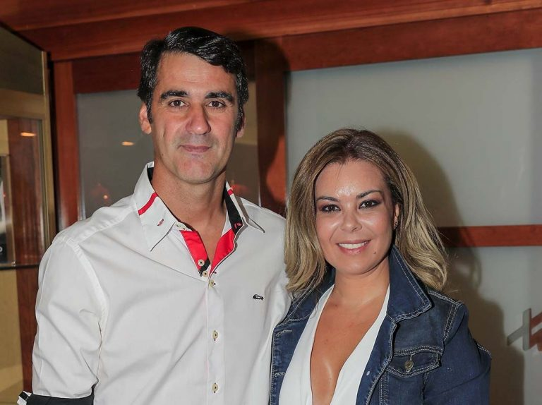 Jesulín de Ubrique recoge a María José Campanario tras su escapada a Barcelona