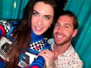 El sorprendente bautizo de Sergio Ramos un mes antes de su boda con Pilar Rubio