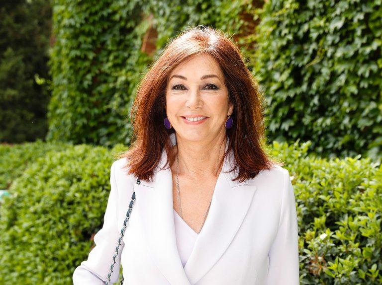 Ana Rosa Quintana, incrédula al recibir un importante reconocimiento internacional