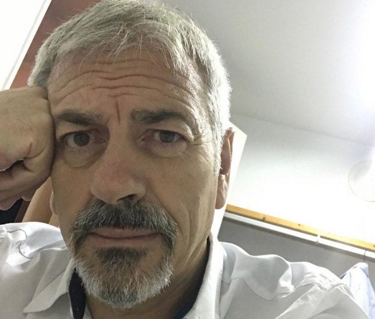 Carlos Sobera y la enfermedad que pone en peligro su vida: padece diabetes tipo 2