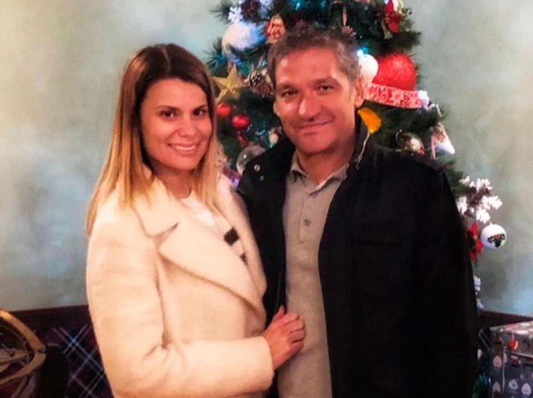 Gustavo González y María Lapiedra van a ampliar la familia