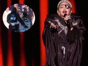 Madonna pone el broche de oro a Eurovisión 2019 y saca la bandera de Palestina