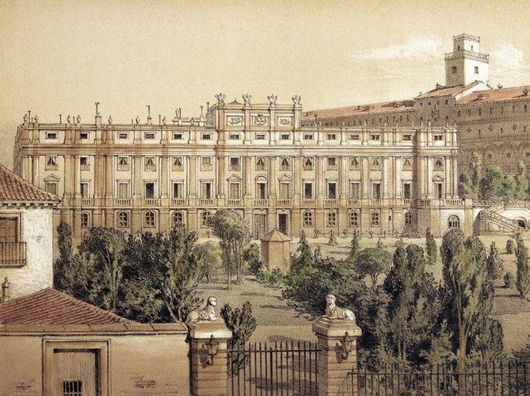 Recorremos, foto a foto, todos los rincones del Palacio de Liria, ahora que abre sus puertas