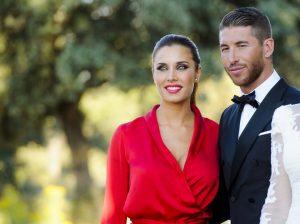 La lista de invitados de la boda de Pilar Rubio y Sergio Ramos