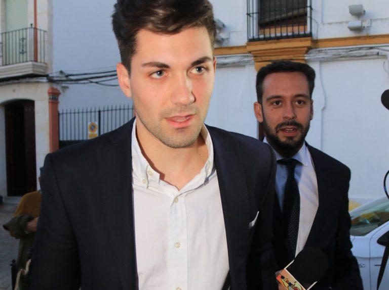 Alejandro Albalá, expulsado de la Feria de Abril tras una pelea con un ex de Sofía