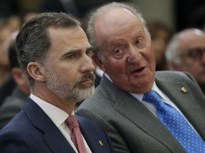Se desvela la bronca secreta entre el Rey Juan Carlos y Felipe y por culpa de Letizia
