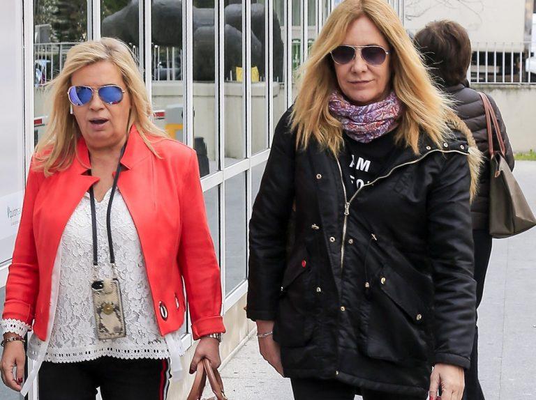 Belén Rodríguez rompe su amistad con Terelu Campos y Carmen Borrego